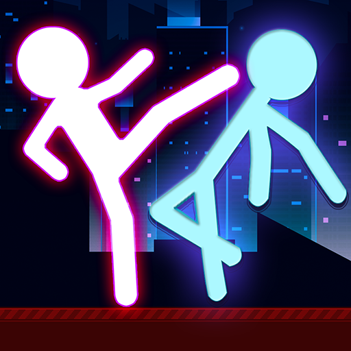 - Stickman Fighting 2 Player Warriors Physics Games