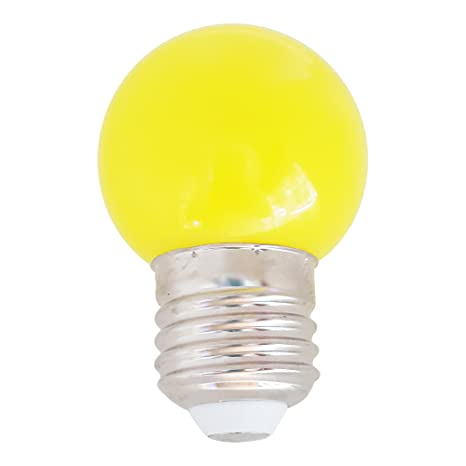Barcelona LED B1312-E27-AM Bombilla LED de rosca E27 y 1W de potencia