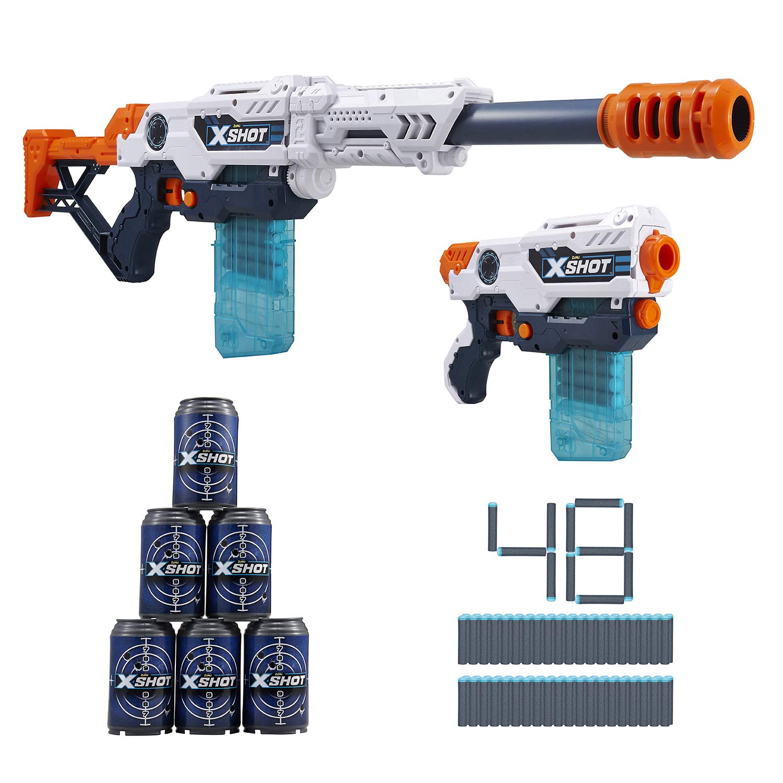 ZURU X-Shot Clip Blaster Large Max Attack Toy