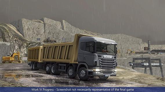 Truck & Logistics Simulator: Amazon.es: Videojuegos