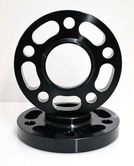 Amazon Renn Motorsport 60 Pieces 6060mm Black Wheel Spacers With Classy Audi Bolt Pattern