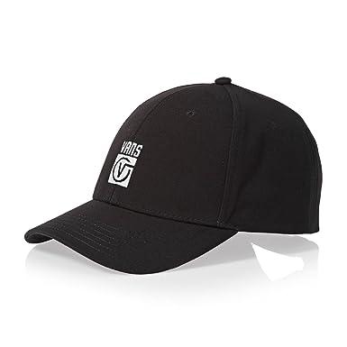 cf6d87257ca Cap Men Vans Worldwide Curved Bill Jockey Cap  Amazon.co.uk  Clothing