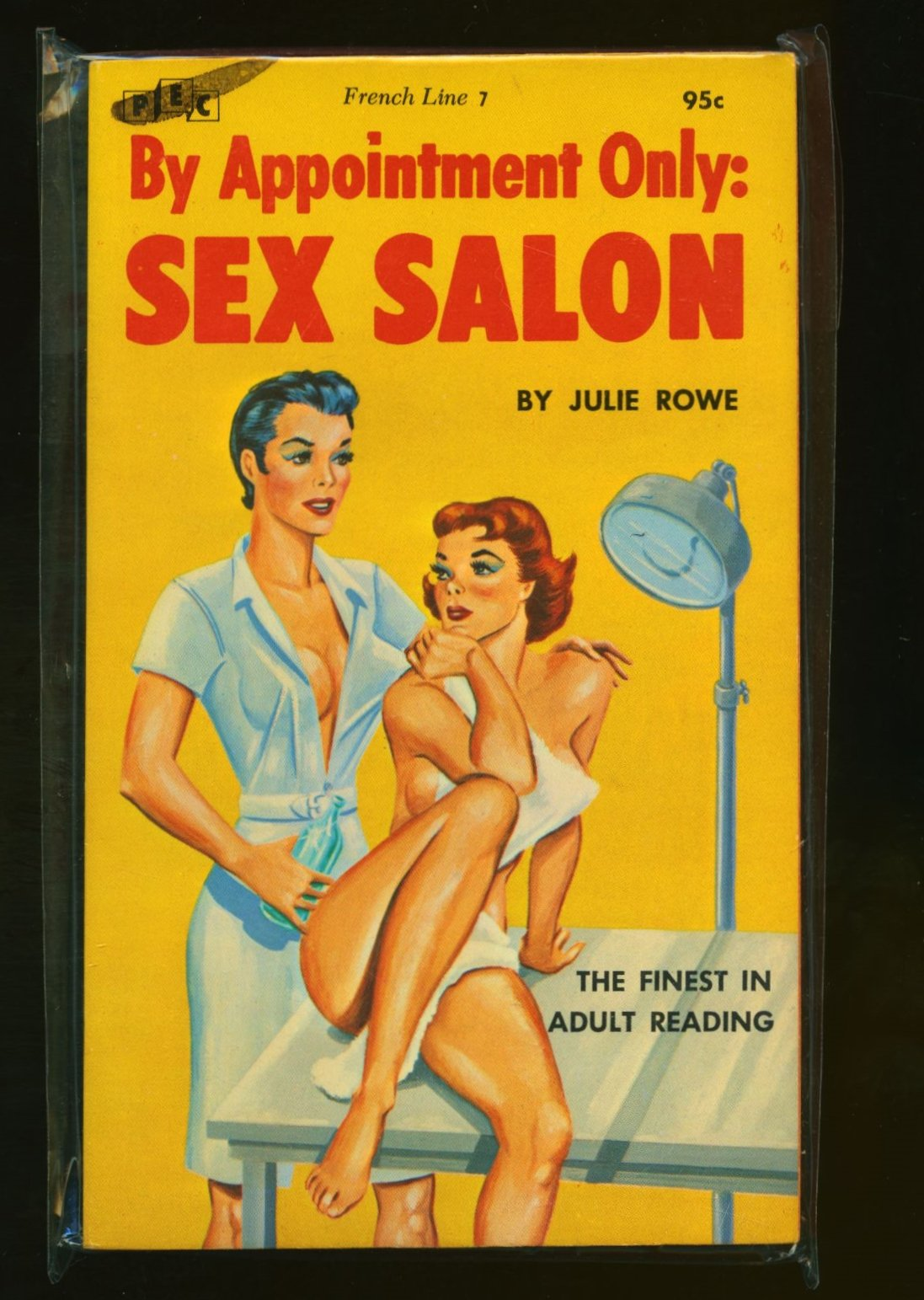 By Appointment Only: Sex Salon Mass Market Paperback – 1966