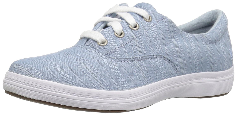 Grasshoppers Women's Janey Ii Fashion Sneaker B01LY4335X 6 W US Faded Denim Blue