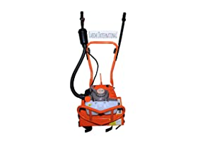 Labdhi International 68cc/3HP 2stroke Engine Heavy Duty Drawing Mini Rotary Tiller/Cultivator/Rotavator/Weeder for Agriculture & Garden Use