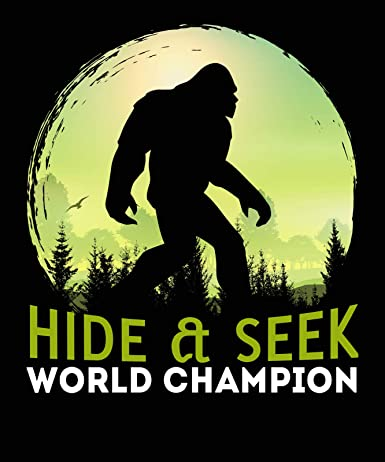 Amazon.com: Market Trendz Bigfoot Hide and Seek Campeón ...