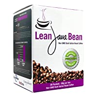 Lean Java Bean Instant Keto Weight Loss Coffee - #1 Keto Coffee for Slimming and...