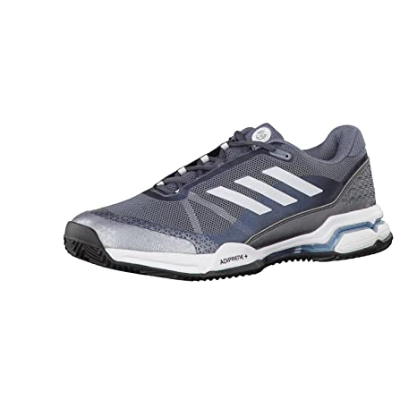 best service 40162 64462 adidas Barricade Club Clay Men s Tennis Shoes, Men, grey white, 7 UK -  40.2 3 EU  Amazon.co.uk  Sports   Outdoors