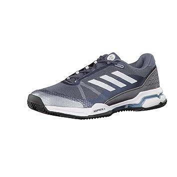 new concept fee2a a336b adidas Scarpe da Tennis Uomo Barricade Club Clay, Uomo, Nero, ...
