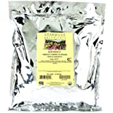 Starwest Botanicals Organic Egyptian Hibiscus Flowers Tea Loose Cut and Sifted, 1 Pound Bulk