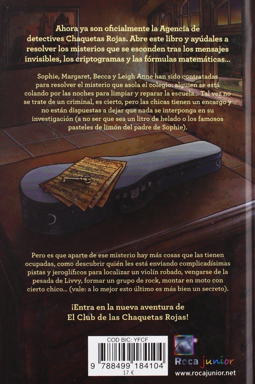El violin desaparecido (Club de las chaquetas rojas 2) (Club De Las Chaquetas Rojas / the Red Blazer Girls) (Spanish Edition) (El club de las chaquetas ...