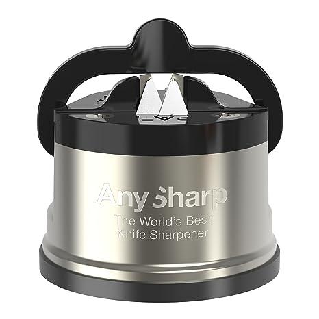 AnySharp Pro Afilador De Cuchillos, Metal (Acero)