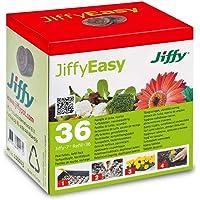 JIFFY Torfquelltöpfe Ø 36mm 36 Stück