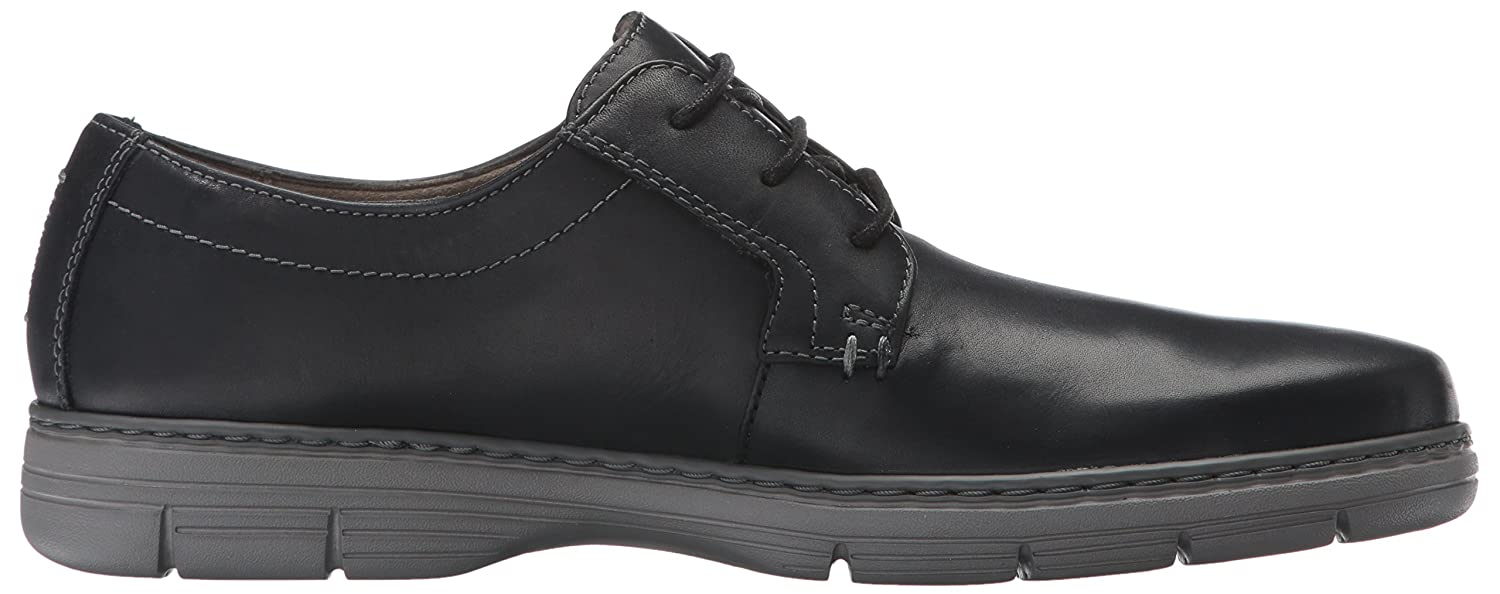 Clarks Men's Watts Pace Oxford, schwarz, 9.5 9.5 9.5 M US 325d56
