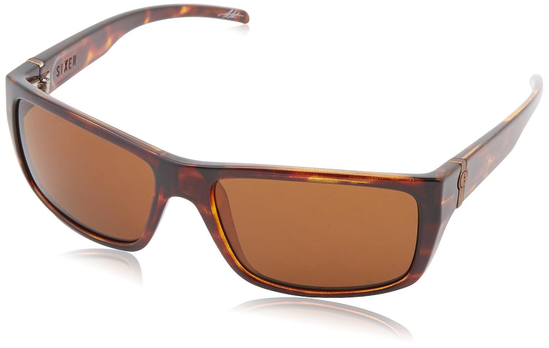 Amazon.com: Electric Sixer Wrap anteojos de sol, Azul, 164 ...