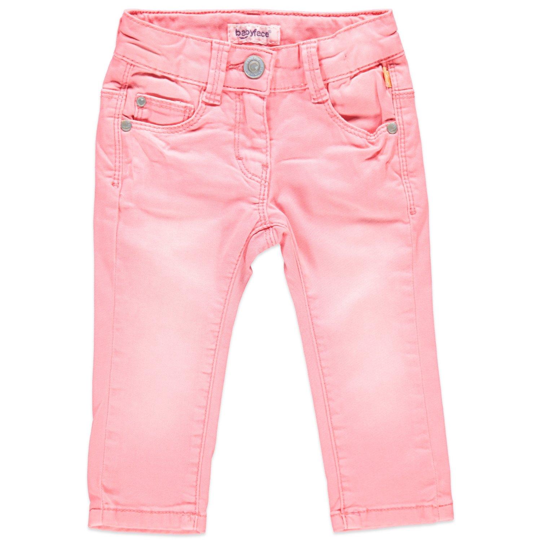 Babyface Kinder M/ädchen Sommer Jeanshose Freizeit Pants in rosa