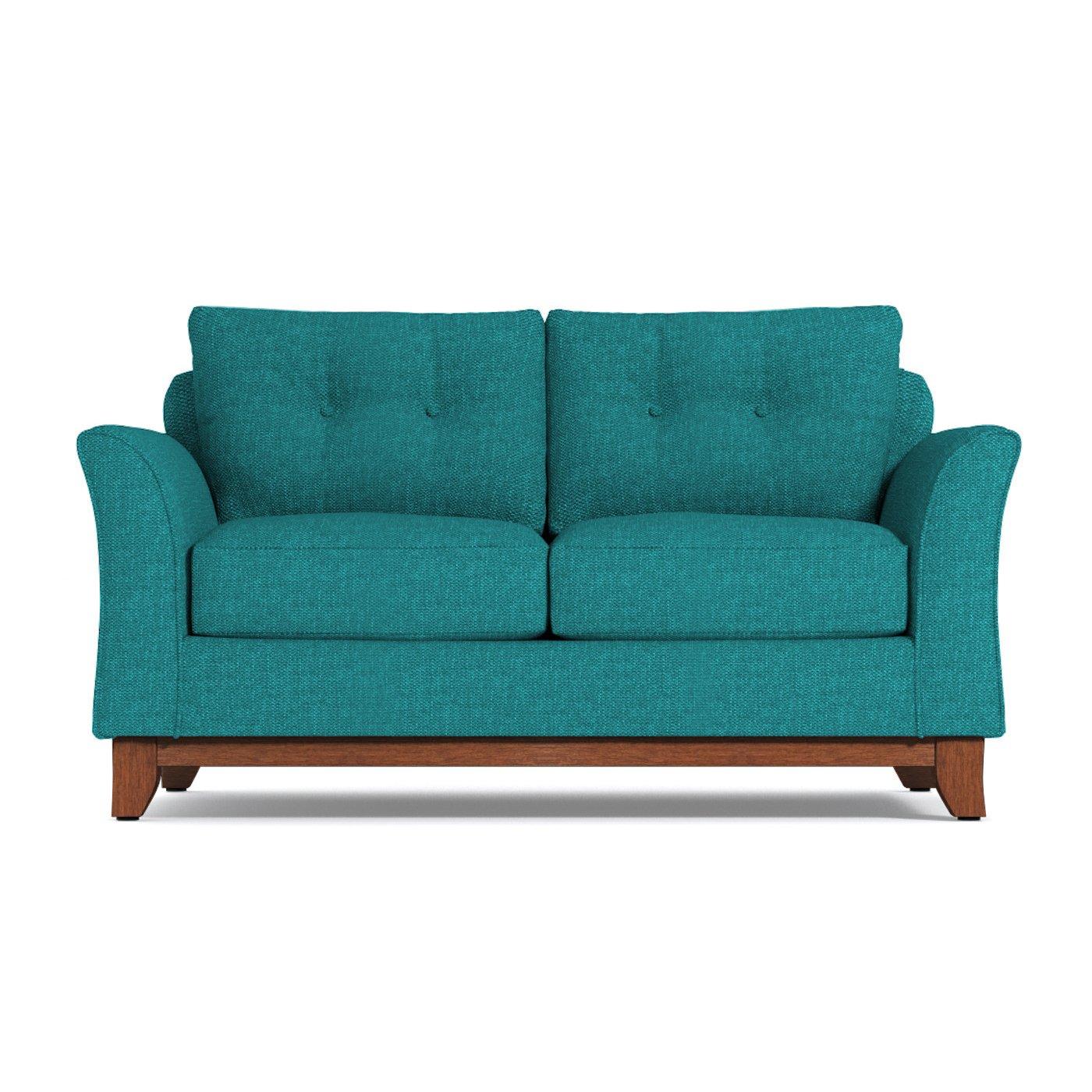 Amazon.com: Marco Apartment Size Sofa, Bisque: Kitchen & Dining