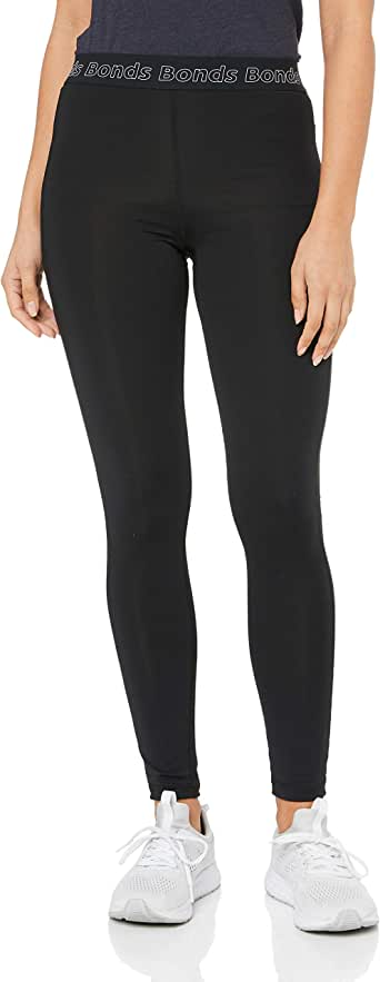 Bonds Women's Hi Waisted Micro Legging