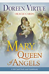 Mary, Queen of Angels Oracle Cards Cards
