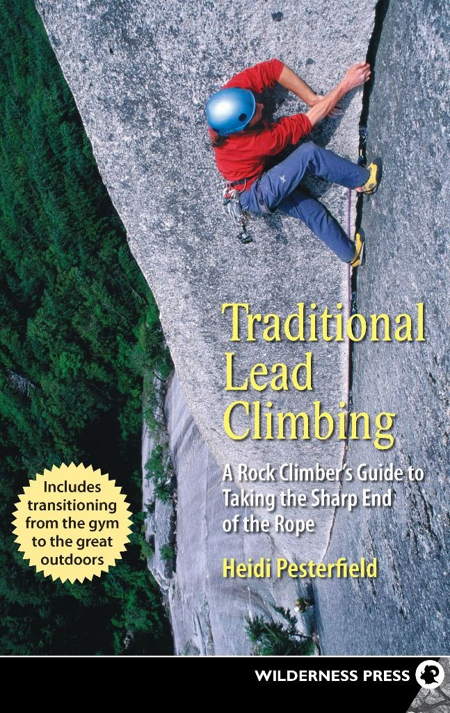 Traditional Lead Climbing Climbers Taking product image