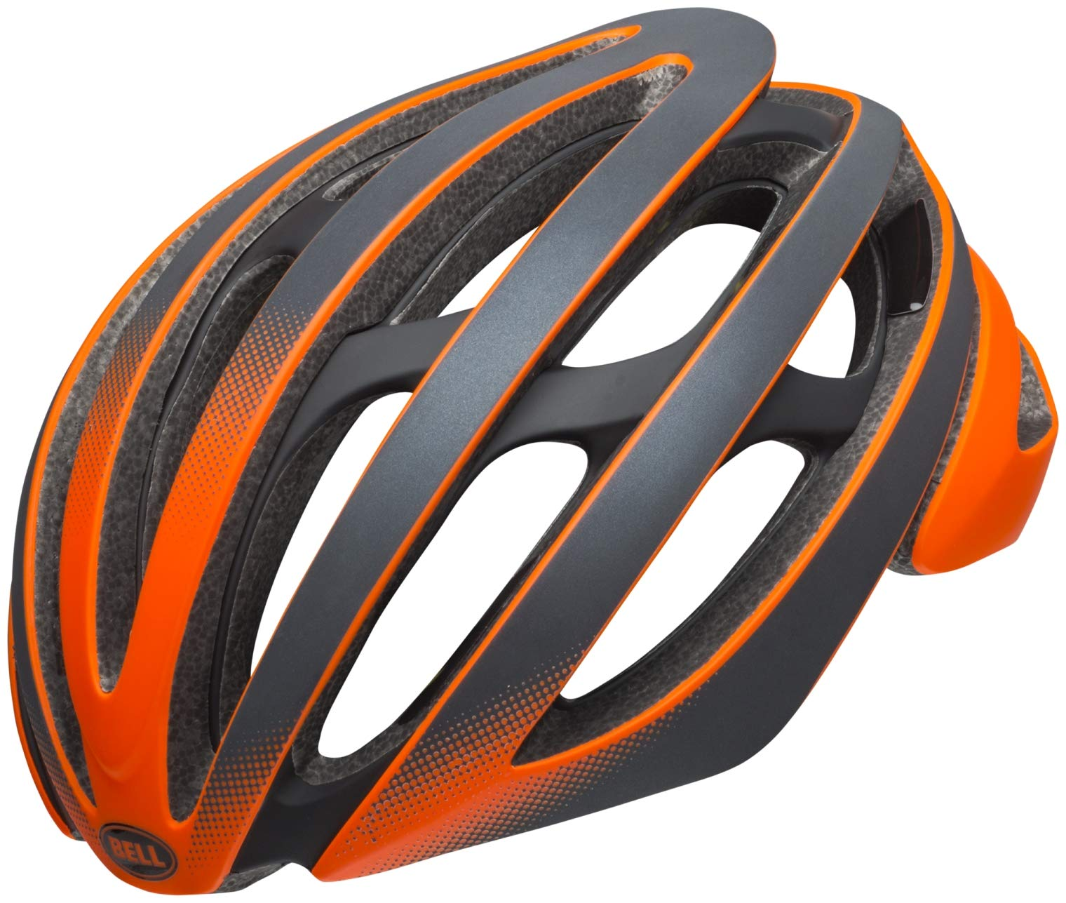 Bell Z20 Ghost MIPS Cycling Helmet - Ghost Matte Orange Reflective Small by Bell (Image #1)