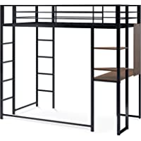Deals on East West Furniture BUTLBLK Bunk