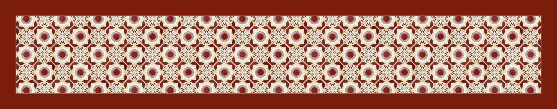 Runner Cucina Antiacaro Tappeto Lavabile in Lavatrice Tessuto Microfibra Antimacchia in Ciniglia di Poliestere Effetto Velluto 180 x 52 Doge Milano Passatoia Antiscivolo 100/% Made in Italy 180