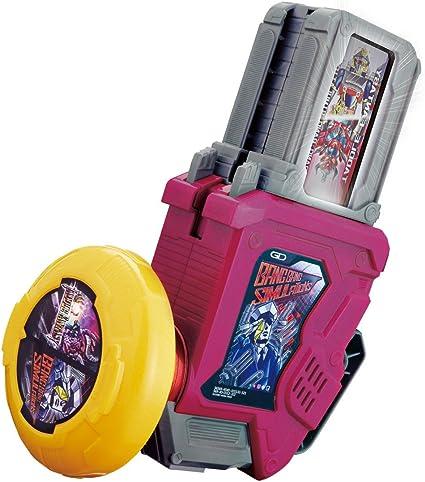 Amazon Com Bandai Kamen Rider Ex Aid Dx Gashat Gear Dual Beta Toys Games