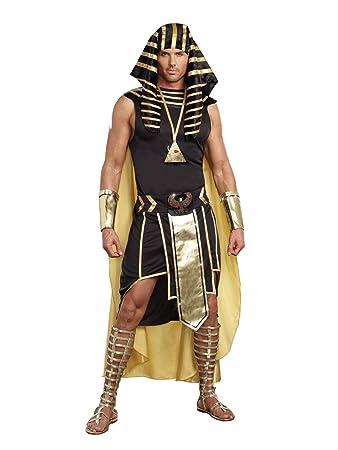 bd5e1a4777de7 Dreamgirl 9893 King of Egypt Costume (2X-Large): Amazon.co.uk: Toys ...