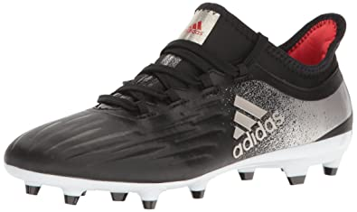 the best attitude 9e64c beca4 adidas Womens X 17.2 FG W Soccer Shoe BlackPlatino Core Red S 5 M