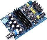Yeeco Audio Amplifier, 100W+100W Dual Channel