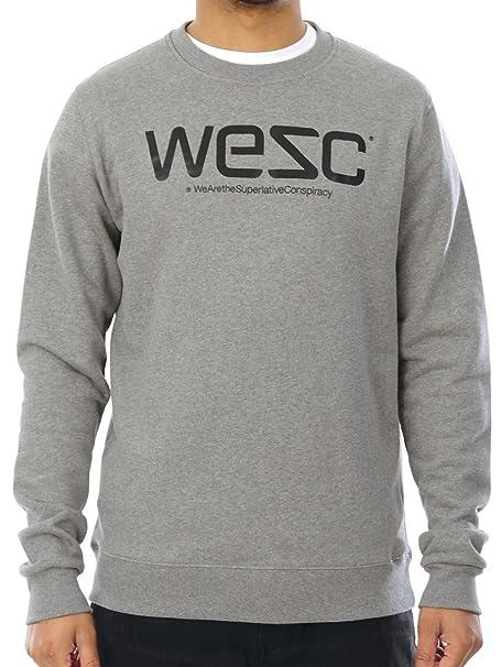 Suéter Wesc Classic Gris Melange (Xl , Gris)