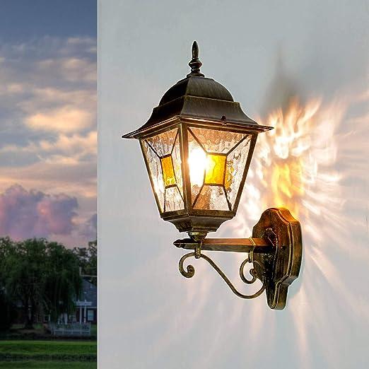 LED antico MURO LAMPADA ESTERNO 6 Watt Lampada Muro Lampada Muro Lampada Esterno wandleucht