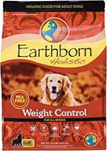 Earthborn Holistic Weight Control Dry Dog Food, 12.5 lb