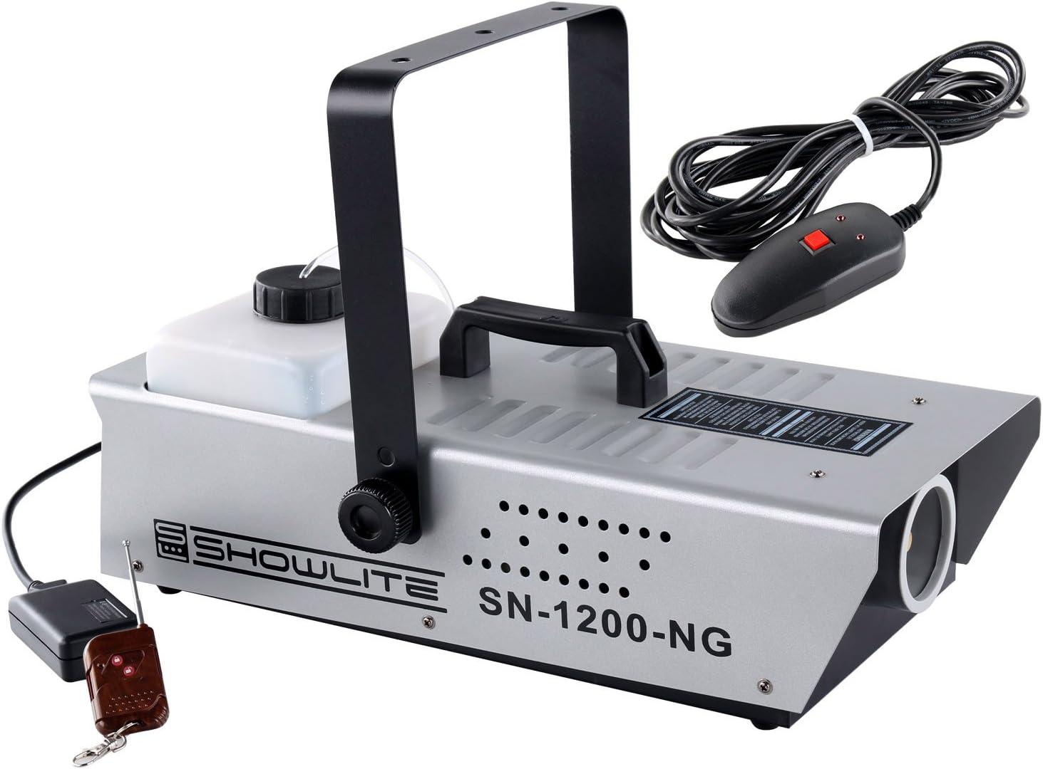 Showlite SN-1200 - Maquina de humo