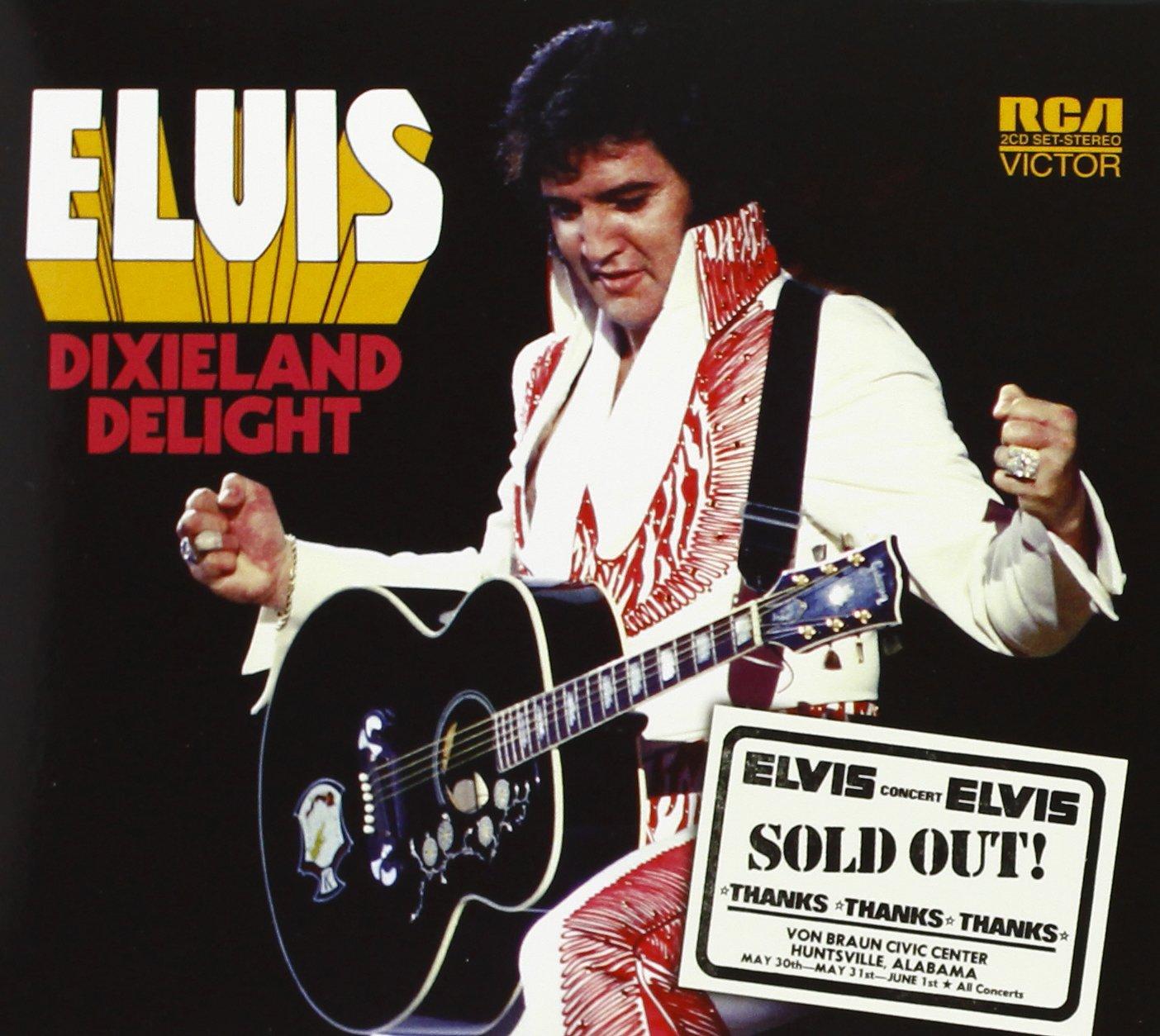 Elvis: Dixieland Delight, 1975 by Presley, Elvis