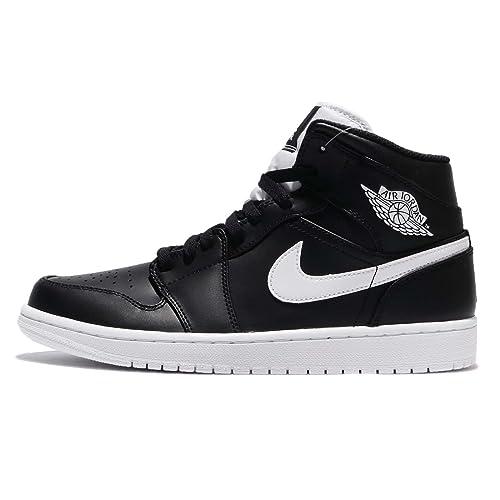 Nike - Zapatilla de baloncesto Air Jordan 1 Mid para hombre, en ...