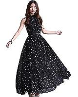 Manorath Women's Dress (New_Blackj1_Black_X-Large)