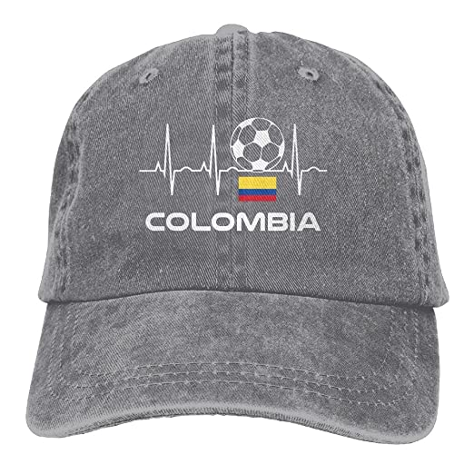 Game Life Colombian Flag Football Fashion Rugby Hat Snap-Back Hip-hop Cap  Baseball Hat -wear Cotton Snapback Hats at Amazon Men s Clothing store  b331d3656c8