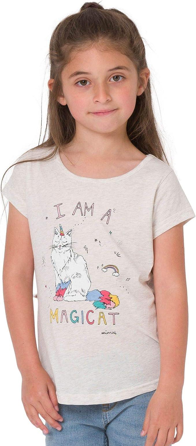 SURFIE TEE Animal Girls T-Shirt