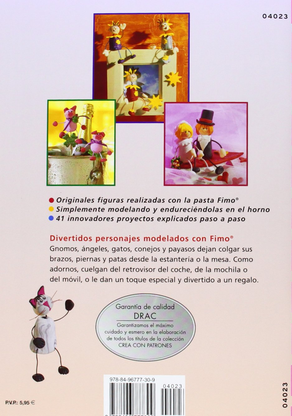 ANIMALES PAYASOS COCINEROS NOVIOS DUENDES ANGELITOS: GUDRUN HETTINGER: 9788496777309: Amazon.com: Books