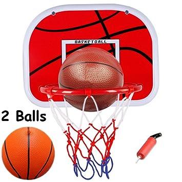 Harxin Juguete de Baloncesto,Mini Juego de Baloncesto con Tablero ...