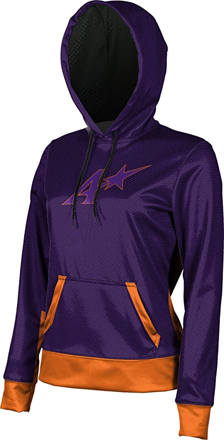 ProSphere University of Evansville Girls Zipper Hoodie Grunge School Spirit Sweatshirt
