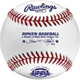 Rawlings RCAL1 Ripken Competition Grade Youth Baseballs, Box of 12 Balls