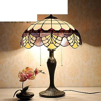Europäische Retro Tischleuchten/Tischleuchte/Schlafzimmer Nachttisch Lampen /Wohnzimmer Lampen E