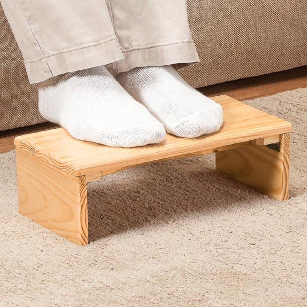 Wooden Folding Foot Rest