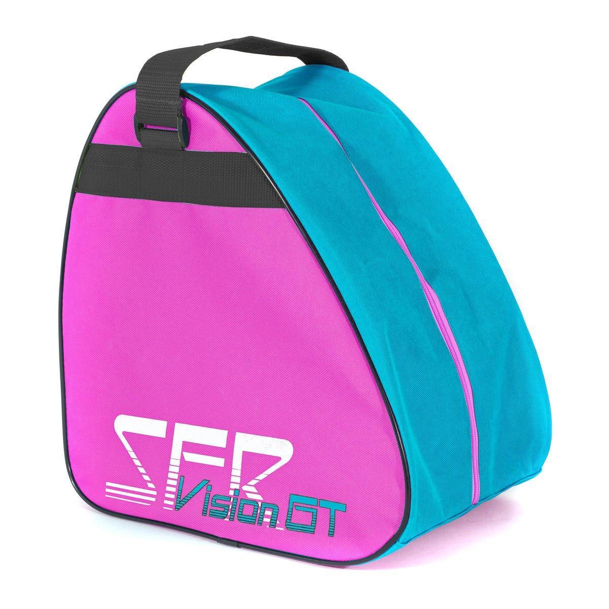 Sfr Skates Vision Bag, Bolsa de Tela y de Playa Unisex Adulto, (Gris), 24x15x45 cm (W x H x L) BAG001