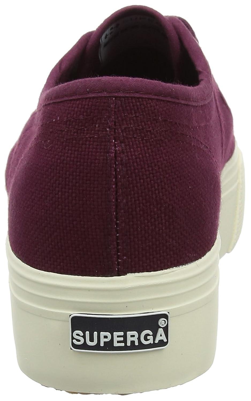 Superga 2790-Acotw Linea UP and Down, Zapatillas Para Mujer, Violett (Violet Prune), 39.5 EU