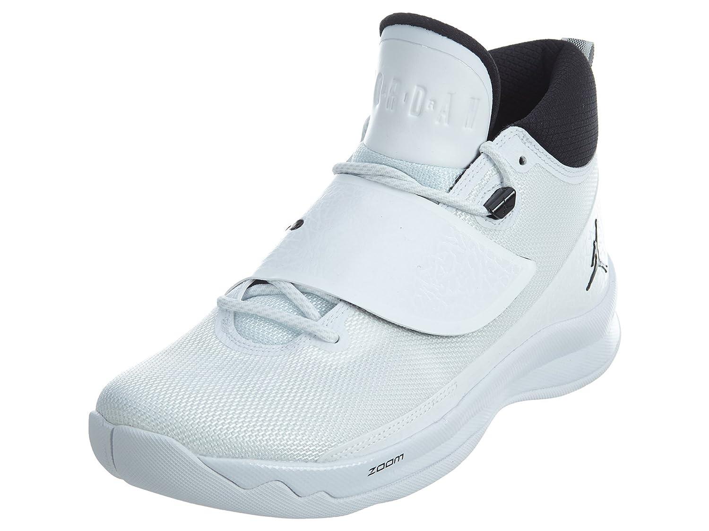 Nike Schuhe - Super.Fly 5 Po weiszlig;/schwarz/weiszlig; Grouml;szlig;e: 41  41 EU