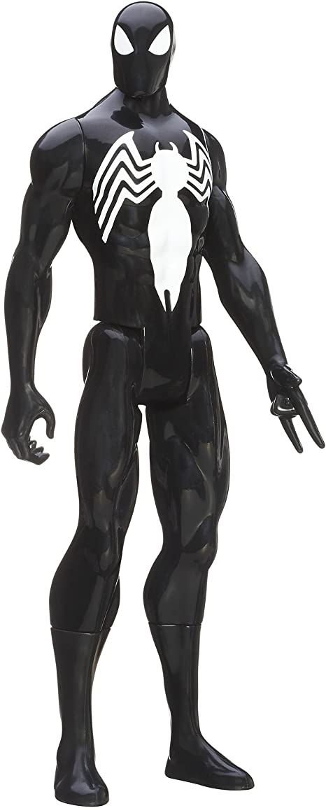 12in Titan Hero Series Action Figure NEW FREE SH Marvel Ultimate Spider-Man